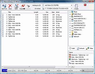 dBpoweramp CD Writer